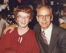 Doris & Conrad Brassine