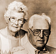 May & Herman A. Dickes
