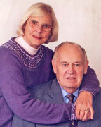 Shirley & Warren Eggers