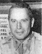 Colonel Sidney Ginsberg