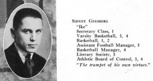 Sidney Ginsberg
