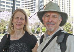 Margot and Bruce Goldsmith