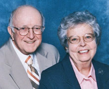 William A. & Marjory M. Greene