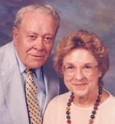 Dr. J. William & Arline Hoban