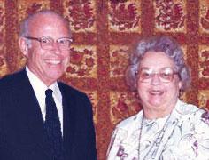 Malcolm L. & Lydia J. Jones