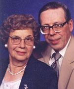 Genevieve & Edward Jungels