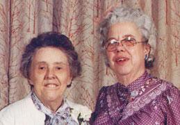 Irene & Marie Oberweis