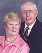 Mary Jayne & Robert J. Pooley