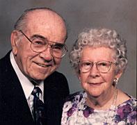 Paul Francis & Marian Goodwin Stare