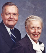 Frank & Frances Voris