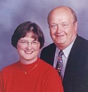 Linda & Ralph Voris