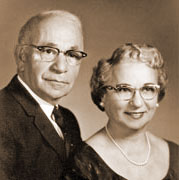 Morris & Sarah Weisman