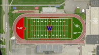 Projected Rendering of Ken Zimmerman Field