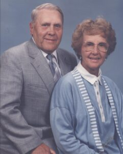 Marjory & Robert Nelson