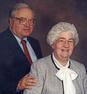 Edward & Frances Fauth