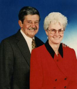 Robert and Jean Goehlen