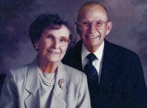 Doris & Lewis Whitt